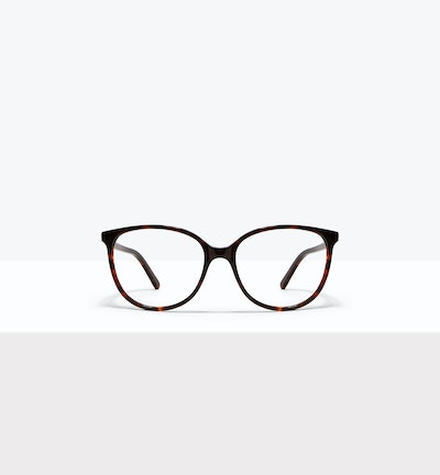 Affordable Fashion Glasses Cat Eye Eyeglasses Women Imagine Sepia Kiss Front