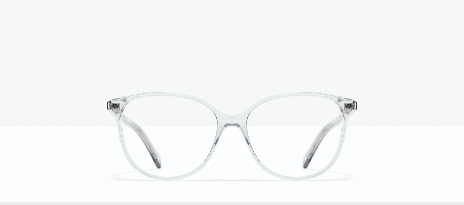 Affordable Fashion Glasses Cat Eye Eyeglasses Women Imagine XS Taupe Front