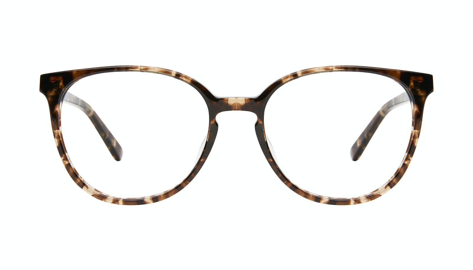 Affordable Fashion Glasses Round Eyeglasses Women Impression Leopard