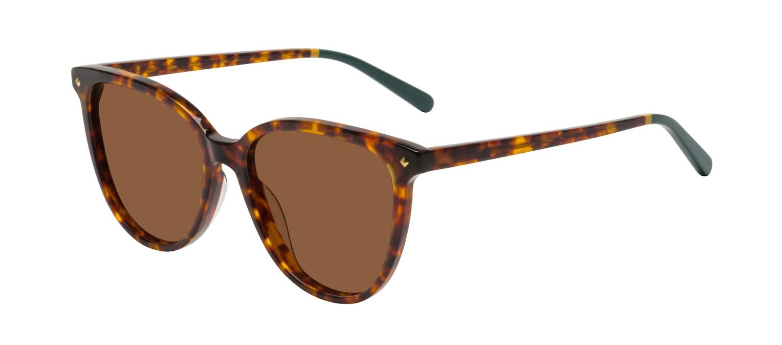 Affordable Fashion Glasses Sunglasses Women Jane Tortoise Tilt