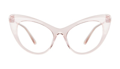 Affordable Fashion Glasses Cat Eye Eyeglasses Women Keiko-Chan Sakura Front