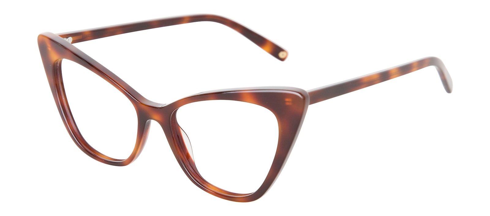 Affordable Fashion Glasses Cat Eye Eyeglasses Women Keiko Lynn Jackson Brown Tilt