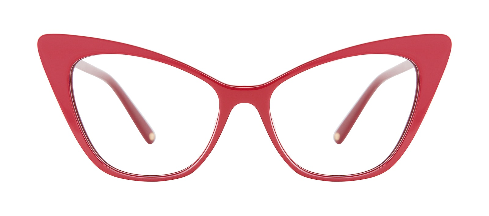 Affordable Fashion Glasses Cat Eye Eyeglasses Women Keiko Lynn Ryder Red Front