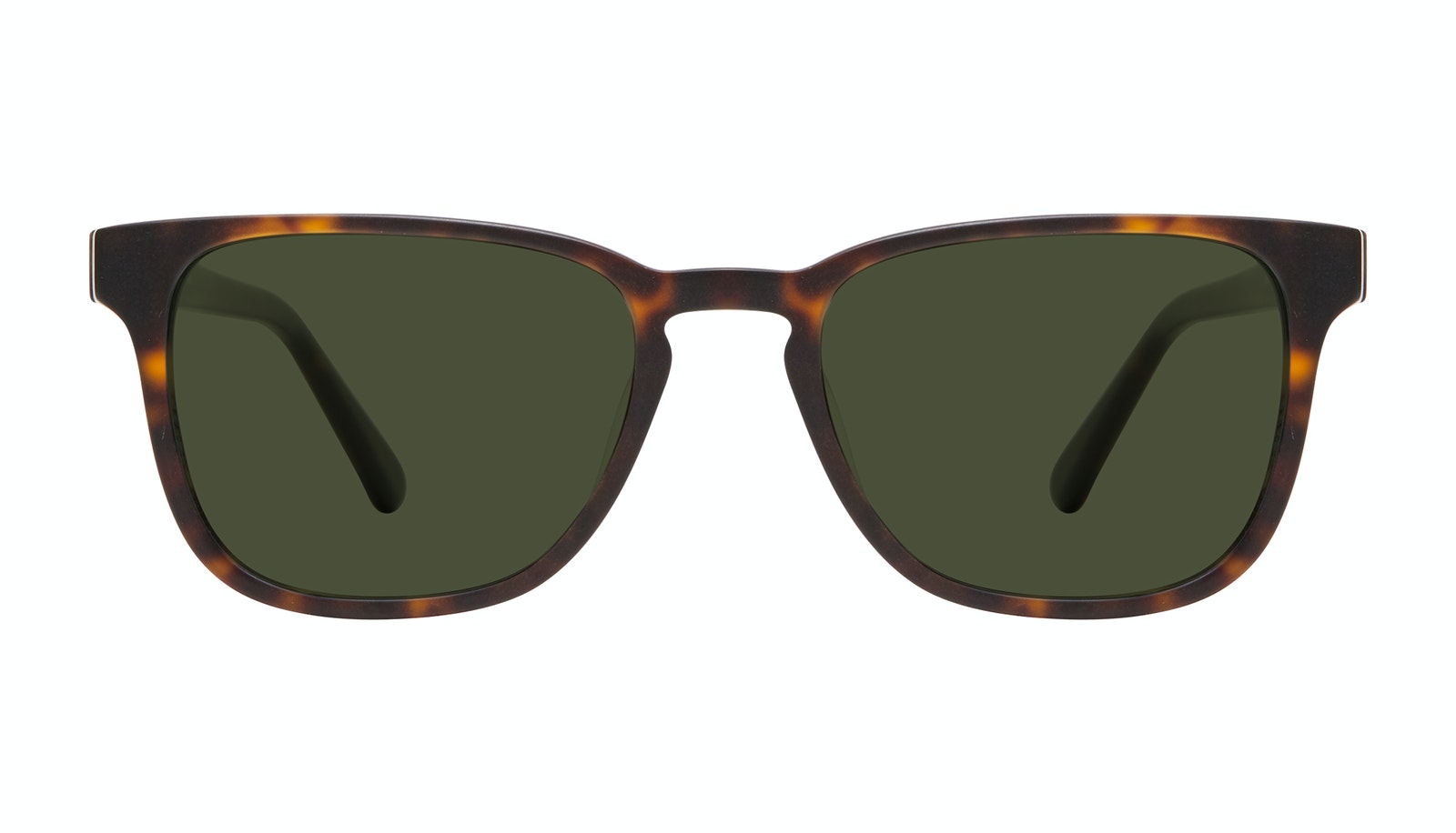 Affordable Fashion Glasses Square Sunglasses Men Kim Matte Tortoise