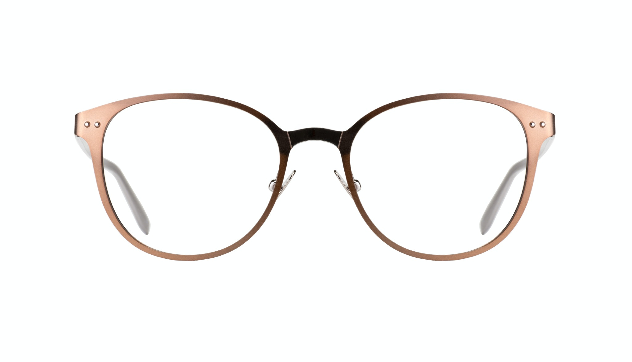 Affordable Fashion Glasses Rectangle Eyeglasses Women Kind Hazel Silver