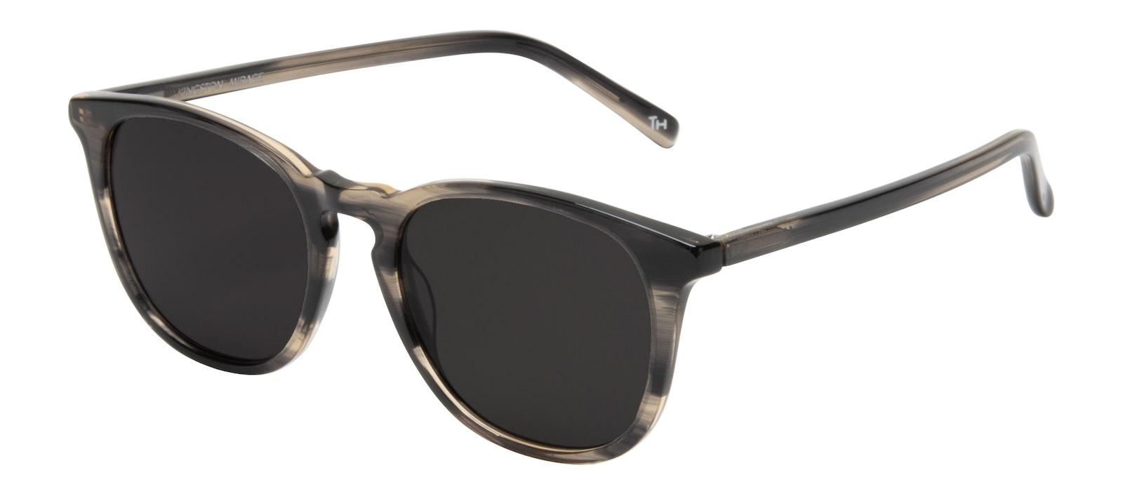 Affordable Fashion Glasses Round Sunglasses Men Kingston Mirage Tilt