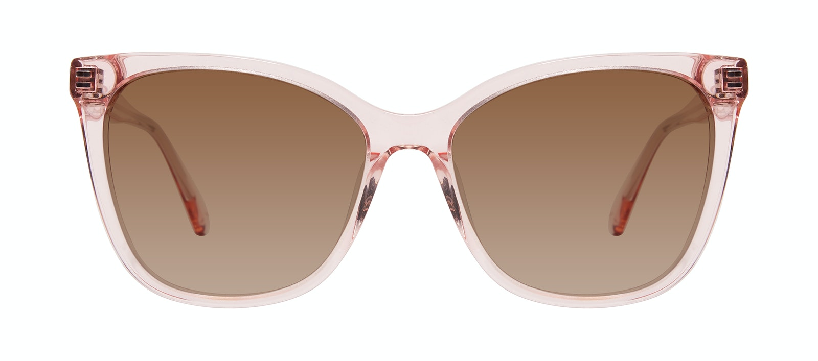 Affordable Fashion Glasses Cat Eye Sunglasses Women Klee Peony Front