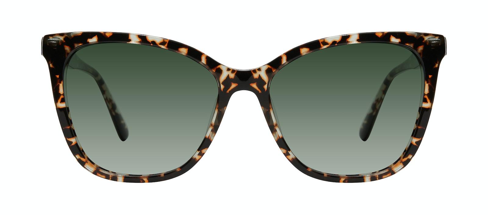 Affordable Fashion Glasses Cat Eye Sunglasses Women Klee M Sunset Tort Front