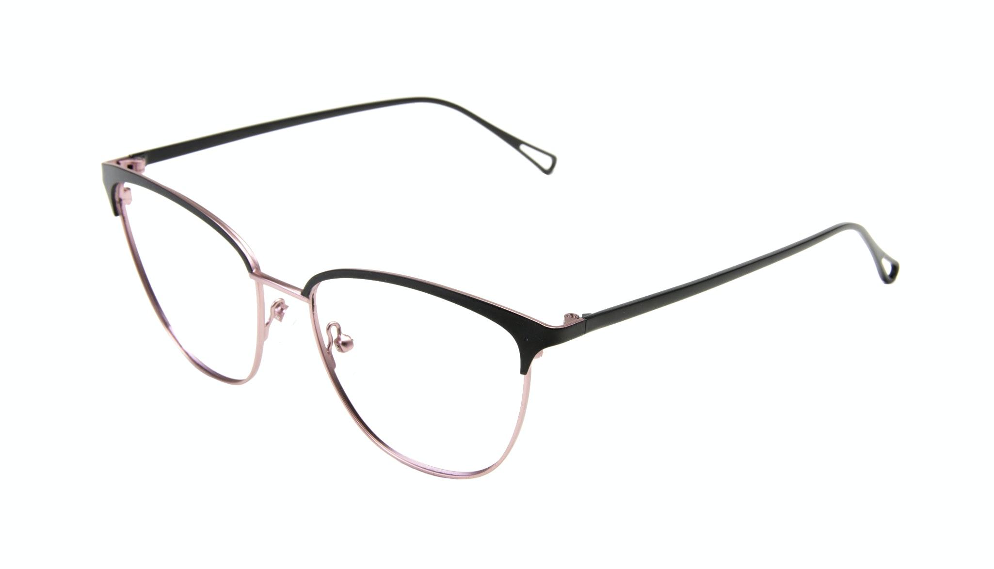 Affordable Fashion Glasses Cat Eye Square Eyeglasses Women Lagoon  Deep Shell Tilt