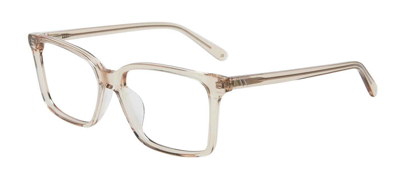 Affordable Fashion Glasses Square Eyeglasses Men Lapel Golden Tilt