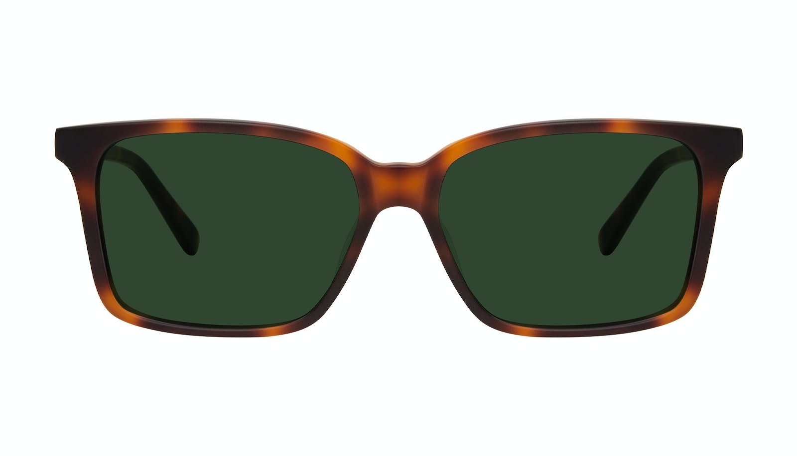 Affordable Fashion Glasses Square Sunglasses Men Lapel Matte Tortoise