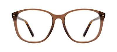 Affordable Fashion Glasses Square Eyeglasses Women Lauren Terra Front