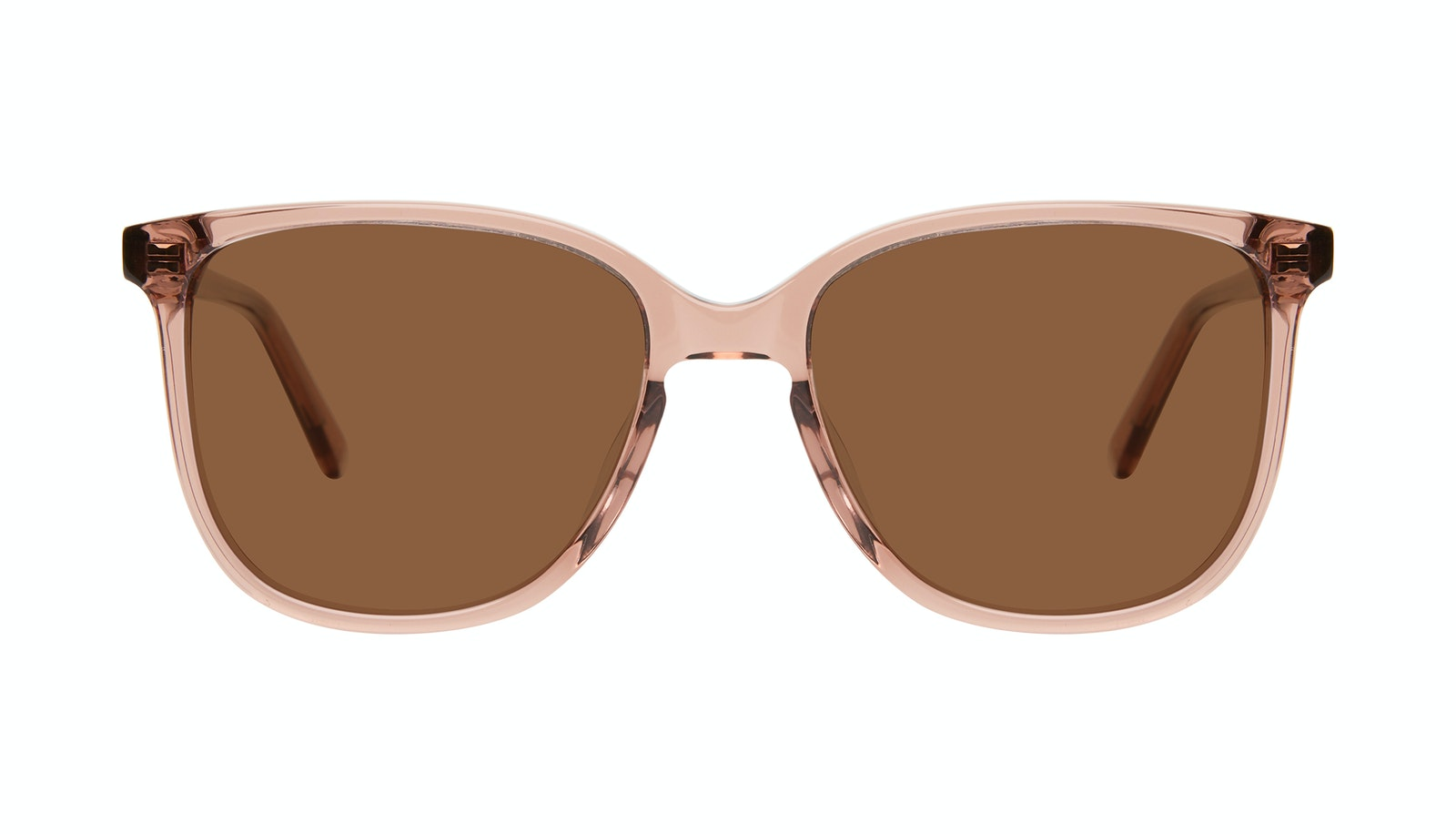 Affordable Fashion Glasses Square Sunglasses Women Lead Rose