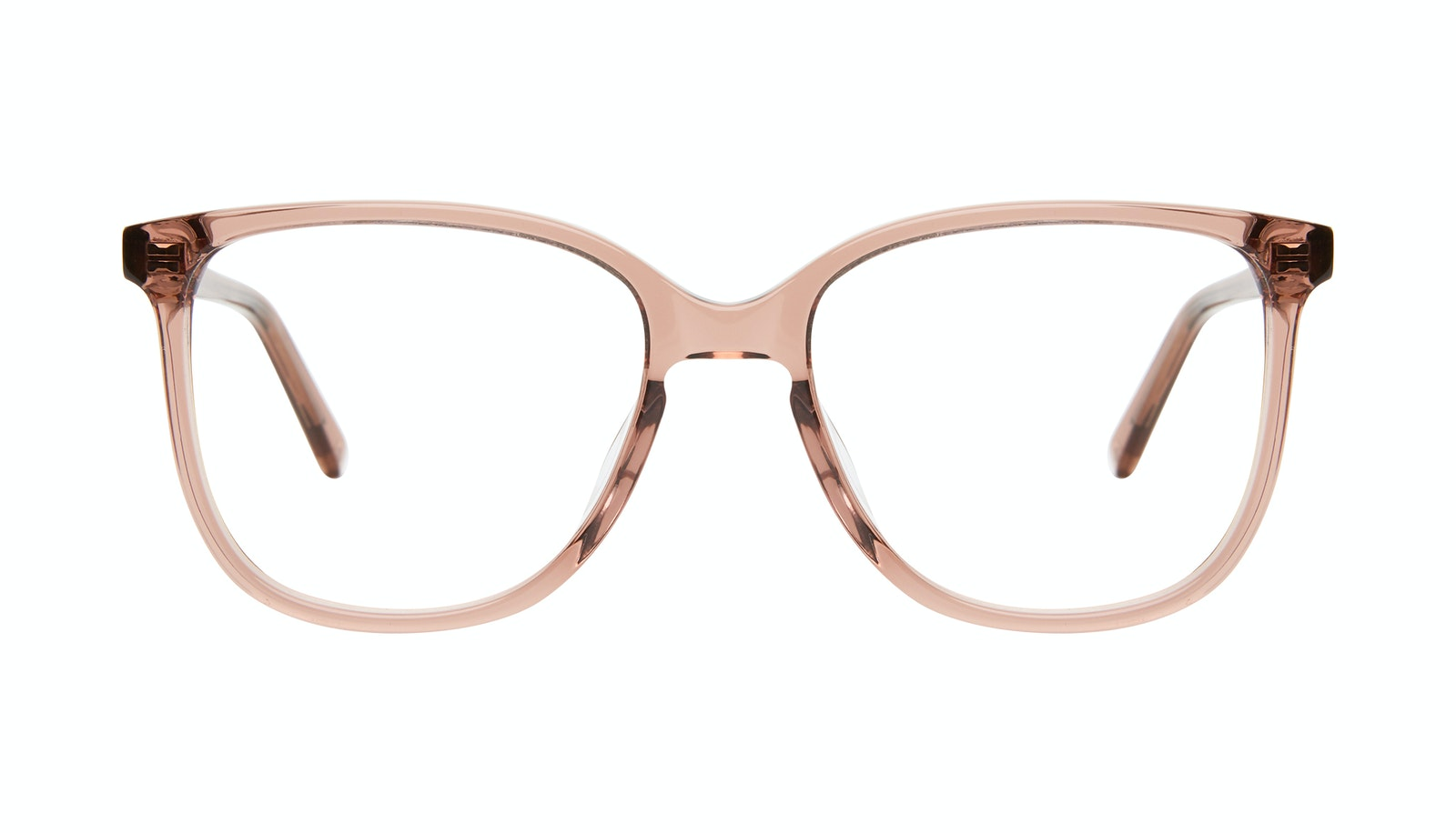 Affordable Fashion Glasses Square Eyeglasses Women Lead Rose