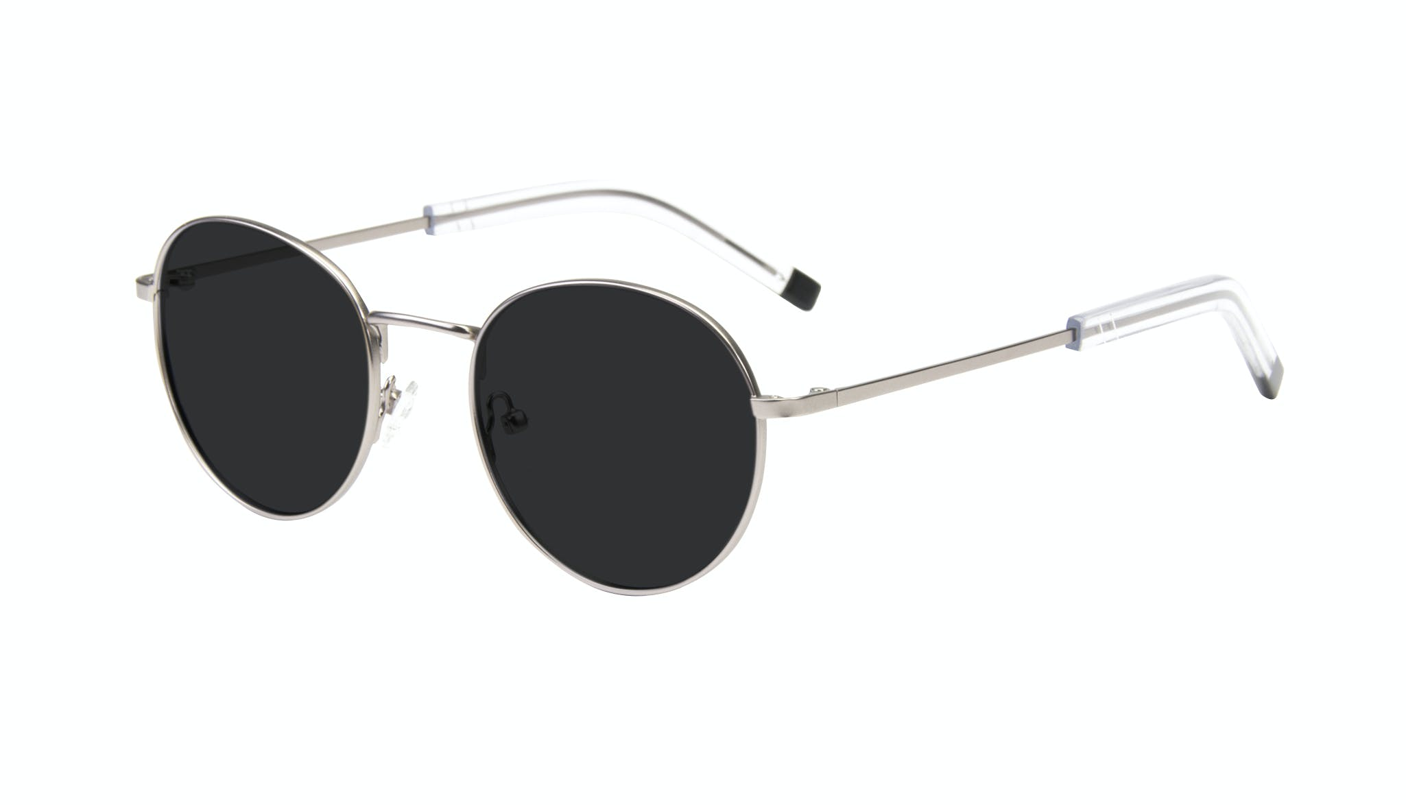 Affordable Fashion Glasses Round Sunglasses Men Lean Steel Tilt