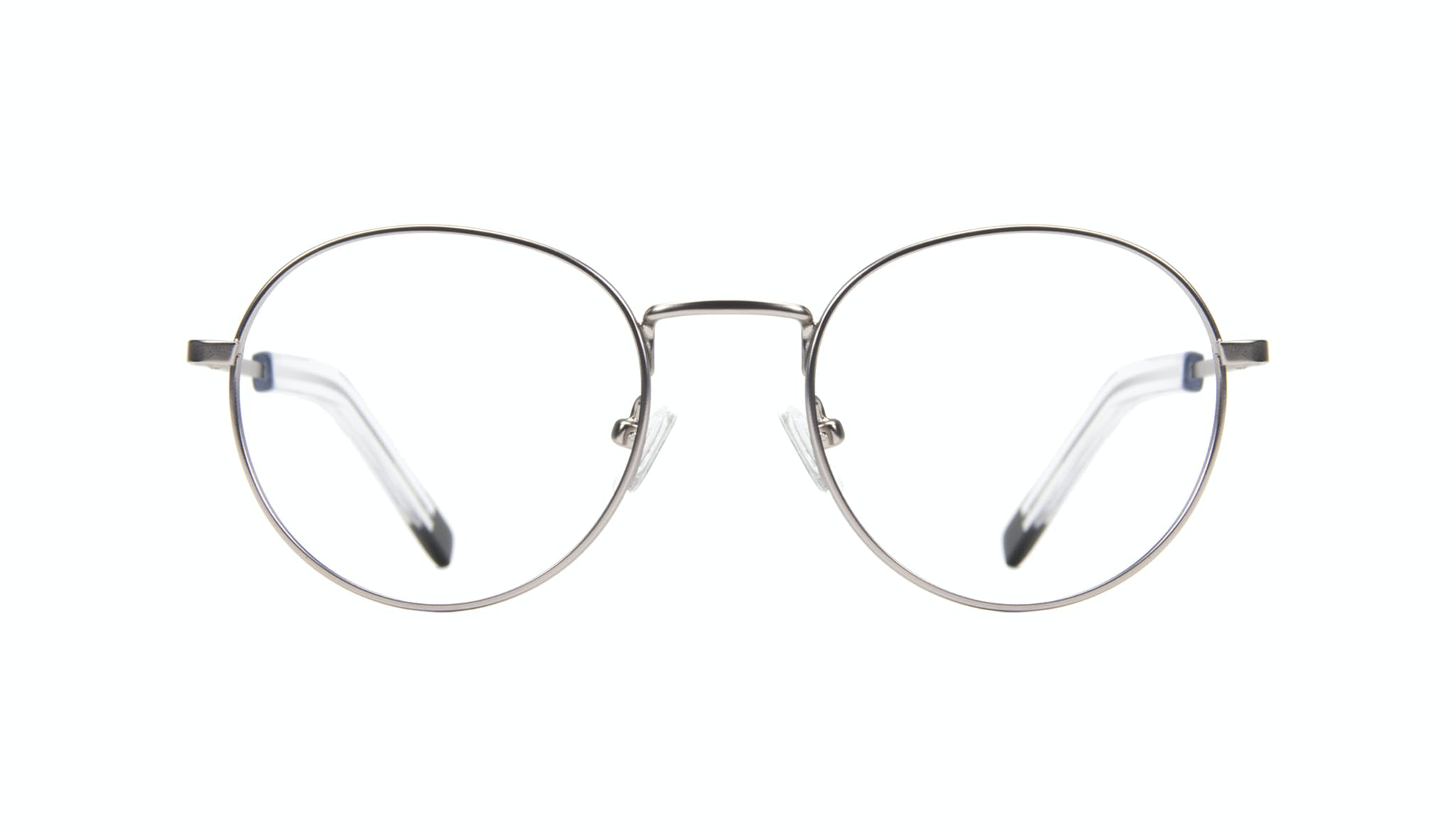 Affordable Fashion Glasses Round Eyeglasses Men Lean Steel