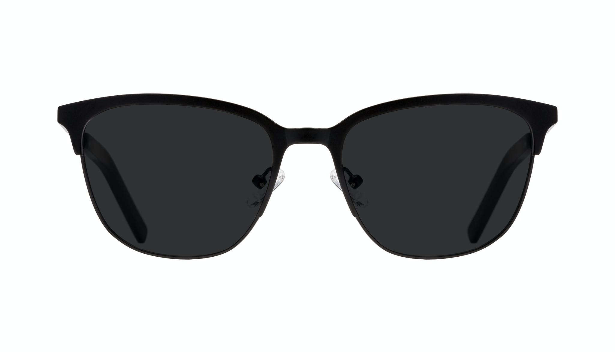 Affordable Fashion Glasses Rectangle Sunglasses Men Legacy Black Front