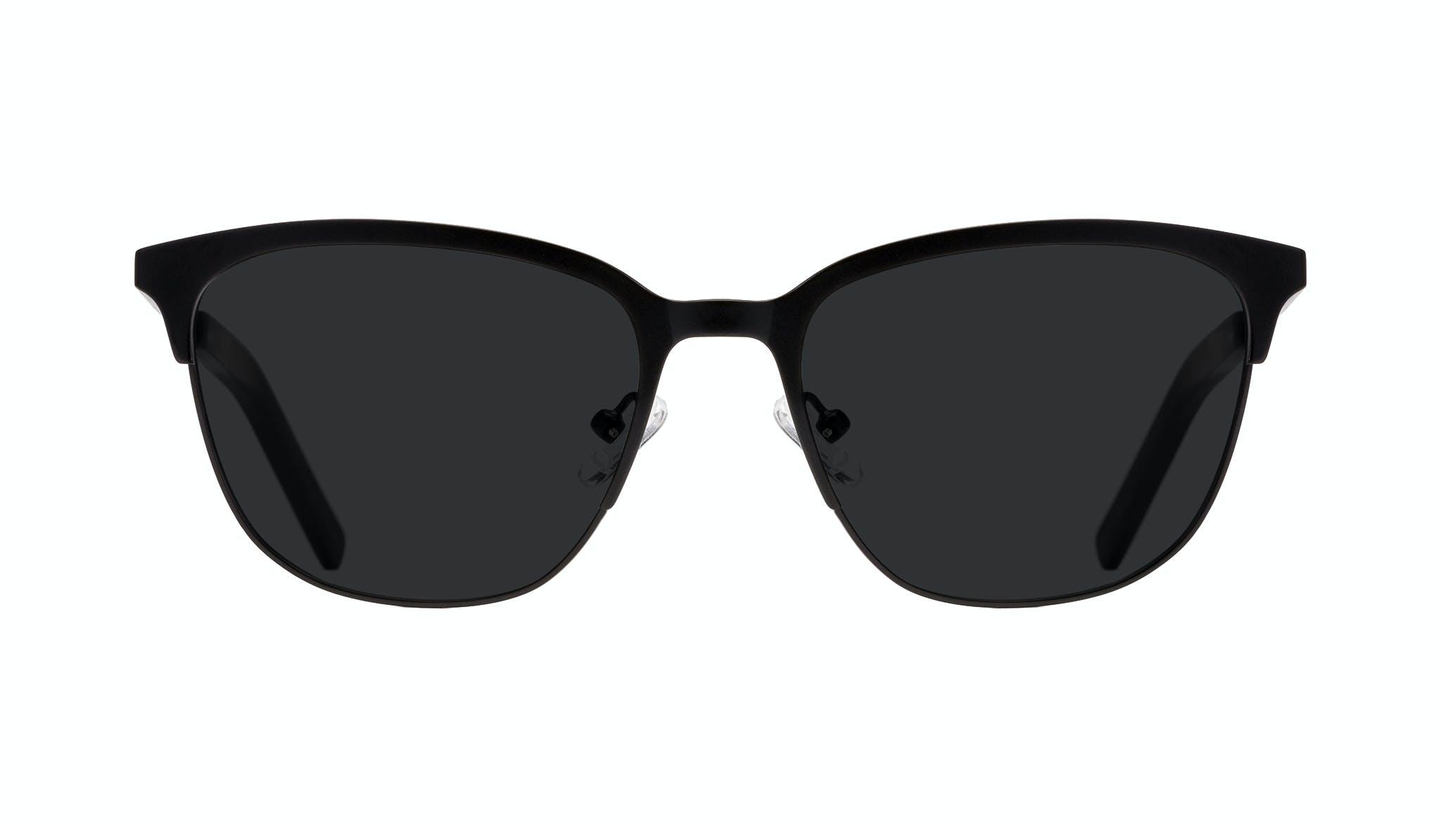 Affordable Fashion Glasses Rectangle Sunglasses Men Legacy Black