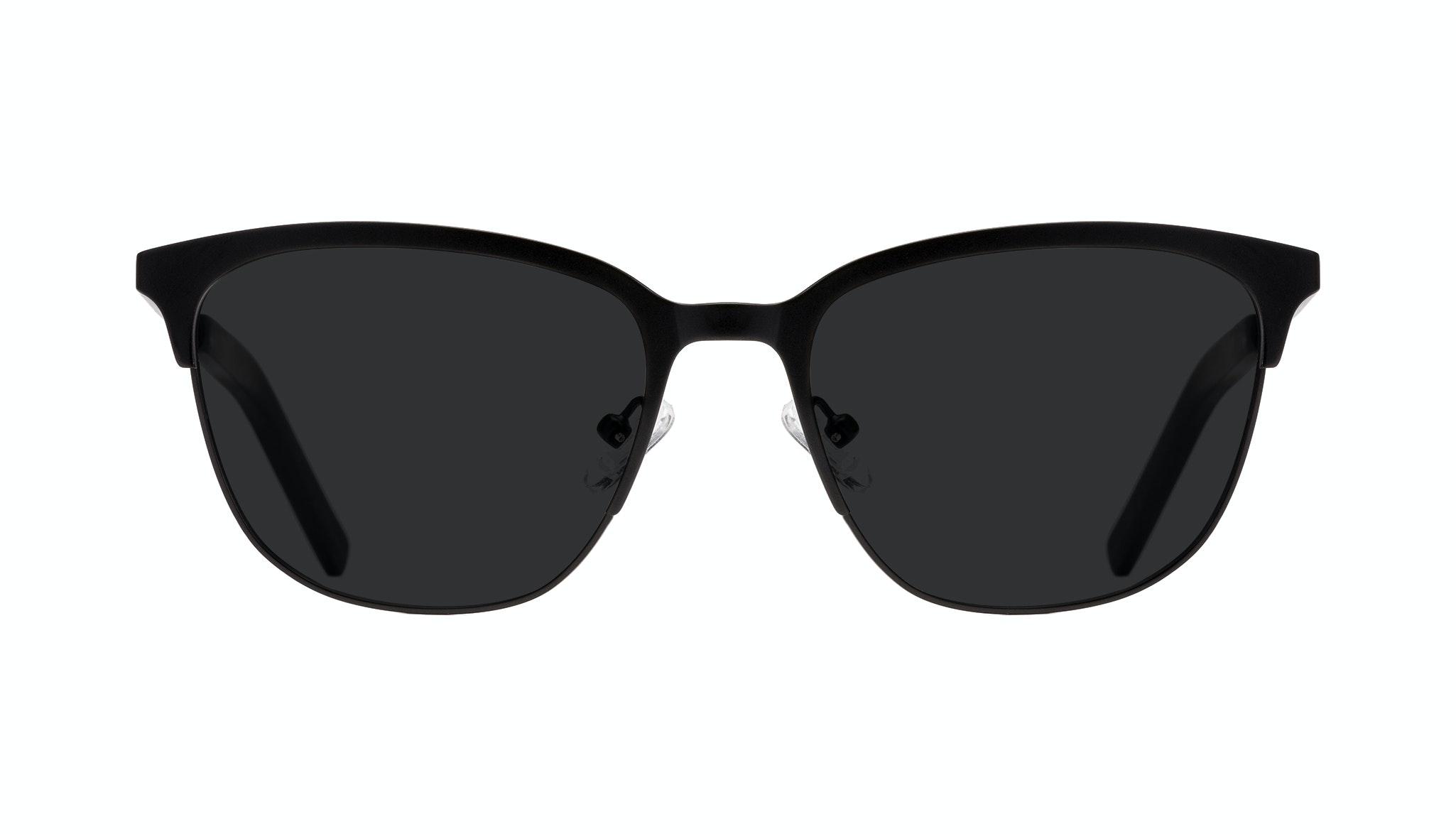 Affordable Fashion Glasses Rectangle Sunglasses Men Legacy Black Front