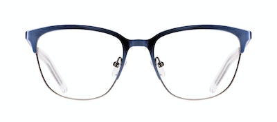 Affordable Fashion Glasses Rectangle Eyeglasses Men Legacy Midnight Front