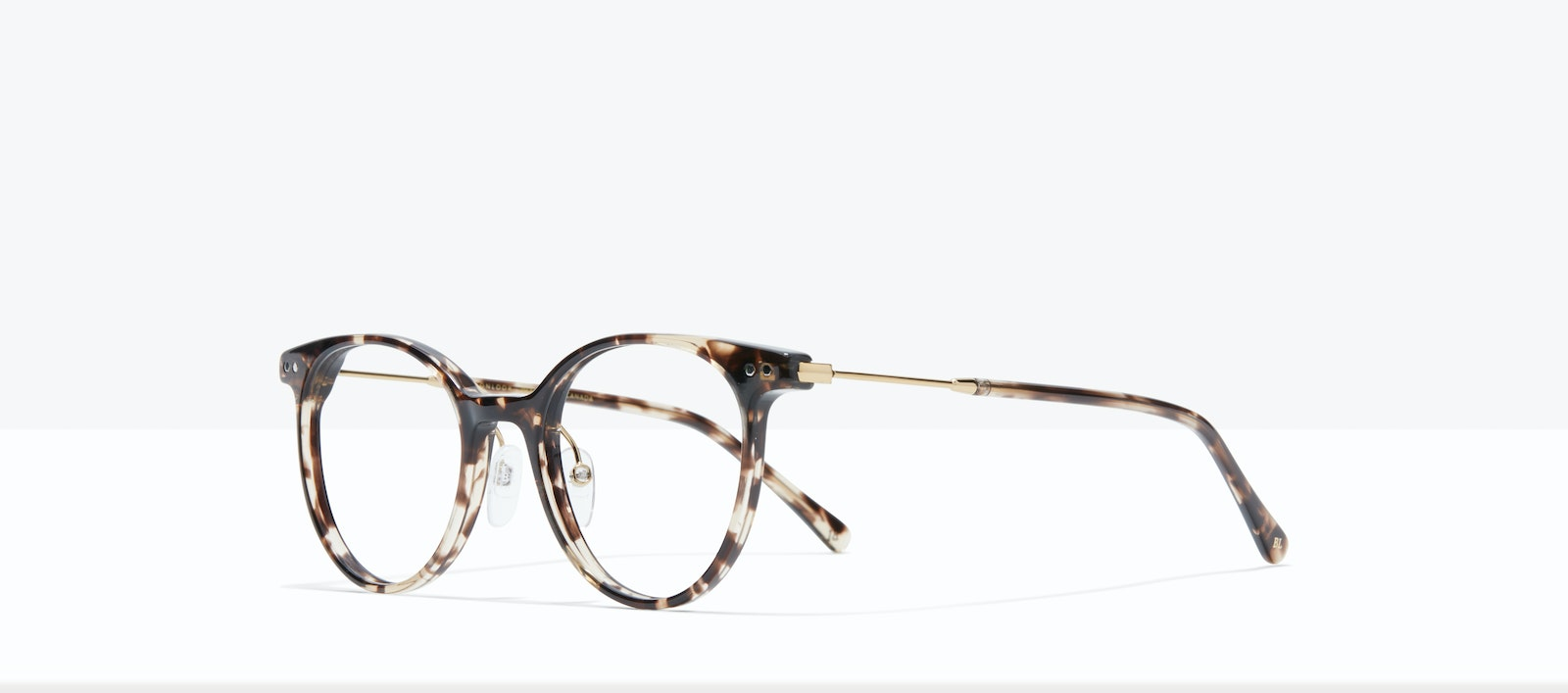 Affordable Fashion Glasses Round Eyeglasses Women Lightheart L Leopard Tilt
