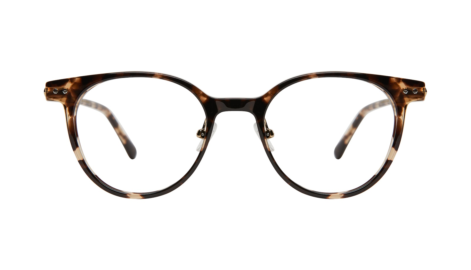 Affordable Fashion Glasses Round Eyeglasses Women Lightheart M Leopard