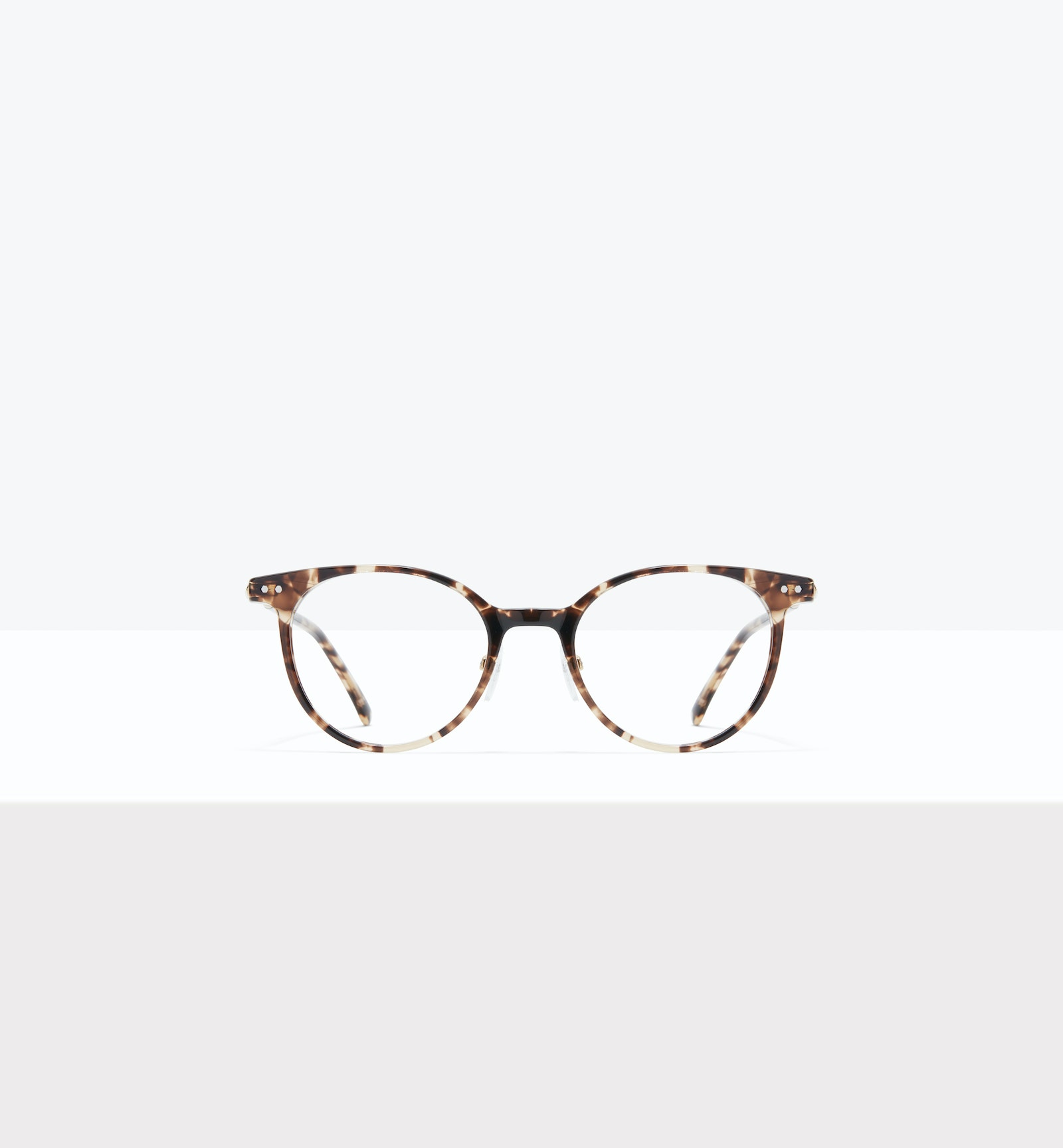 Affordable Fashion Glasses Round Eyeglasses Women Lightheart L Leopard