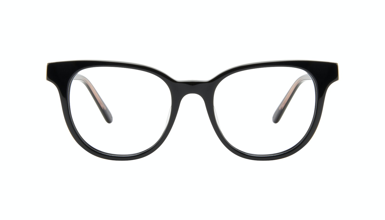 Affordable Fashion Glasses Square Eyeglasses Women Lively Black