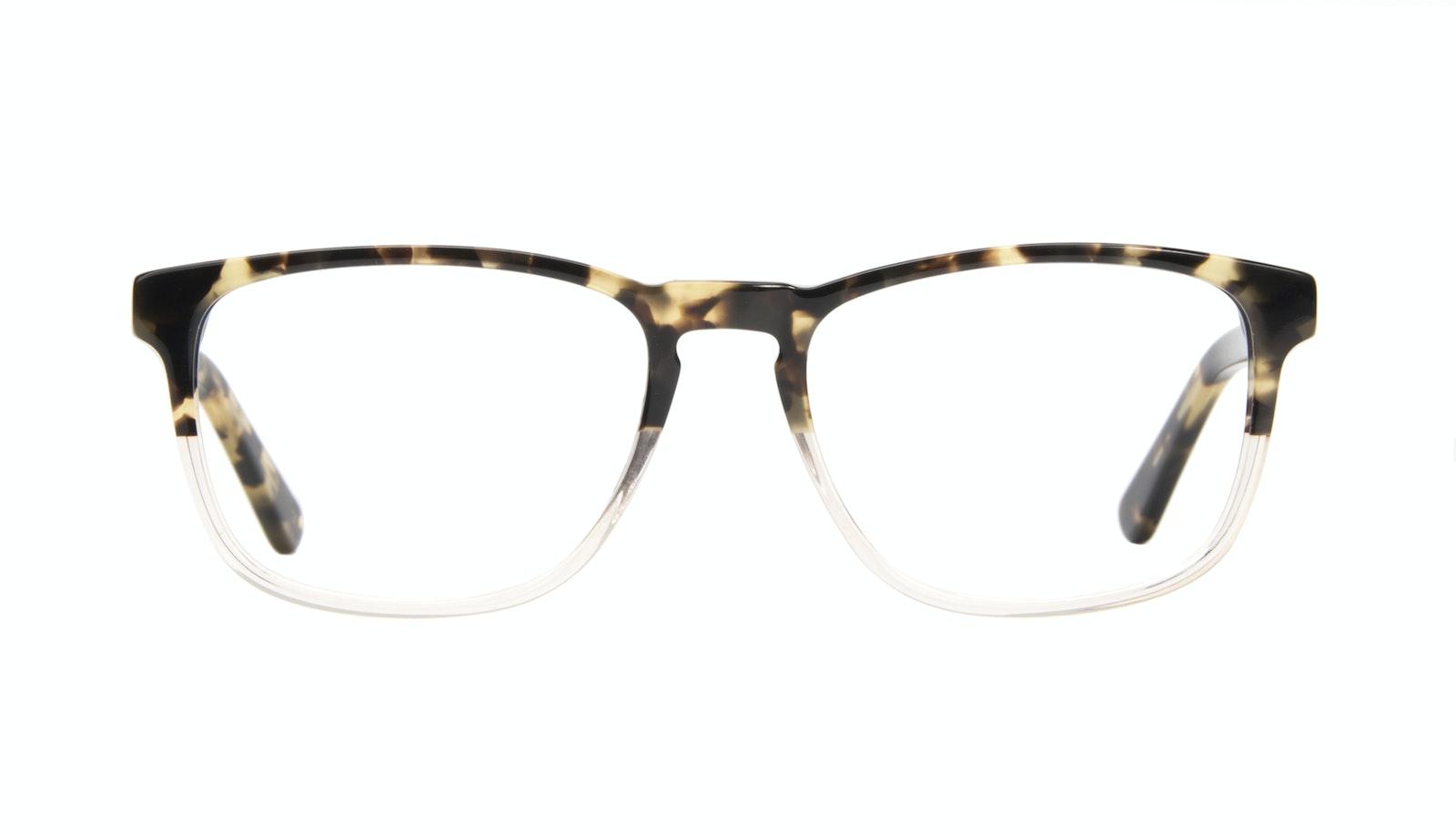 Affordable Fashion Glasses Rectangle Eyeglasses Men Loft Golden Tort
