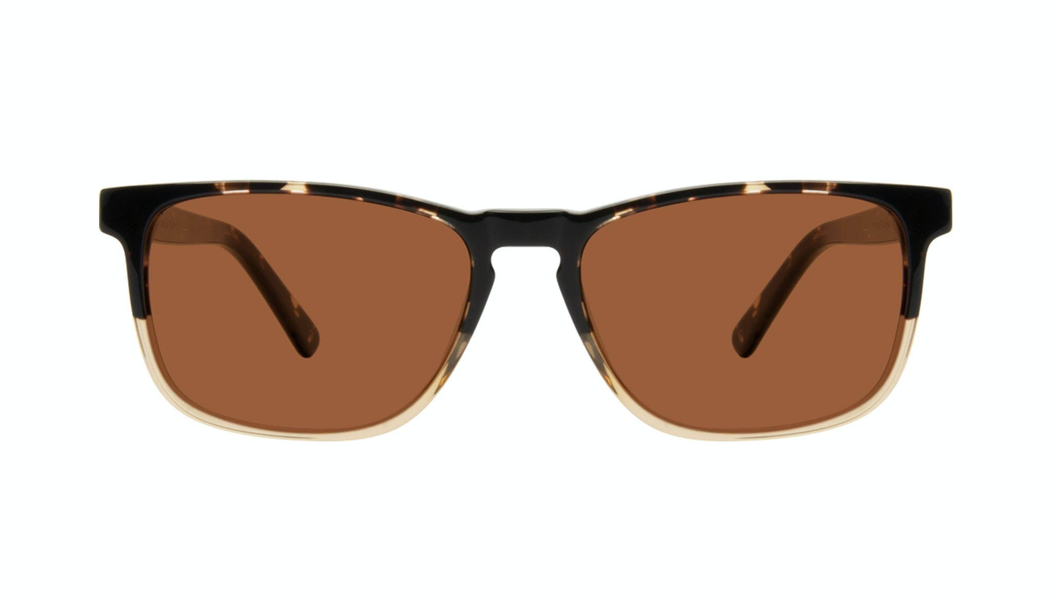 Affordable Fashion Glasses Rectangle Sunglasses Men Loft Golden Tortoise
