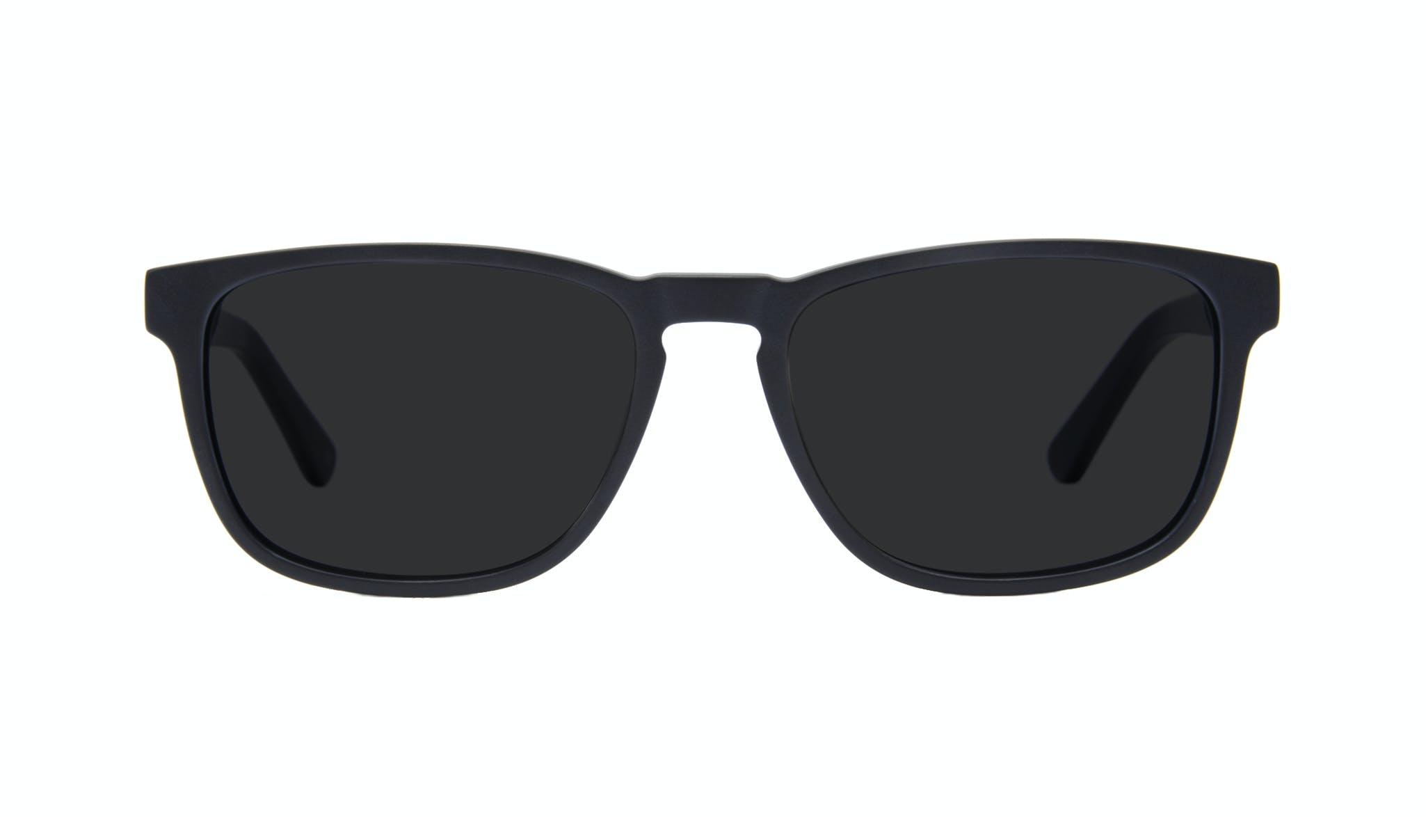 Affordable Fashion Glasses Rectangle Sunglasses Men Loft Matte Black