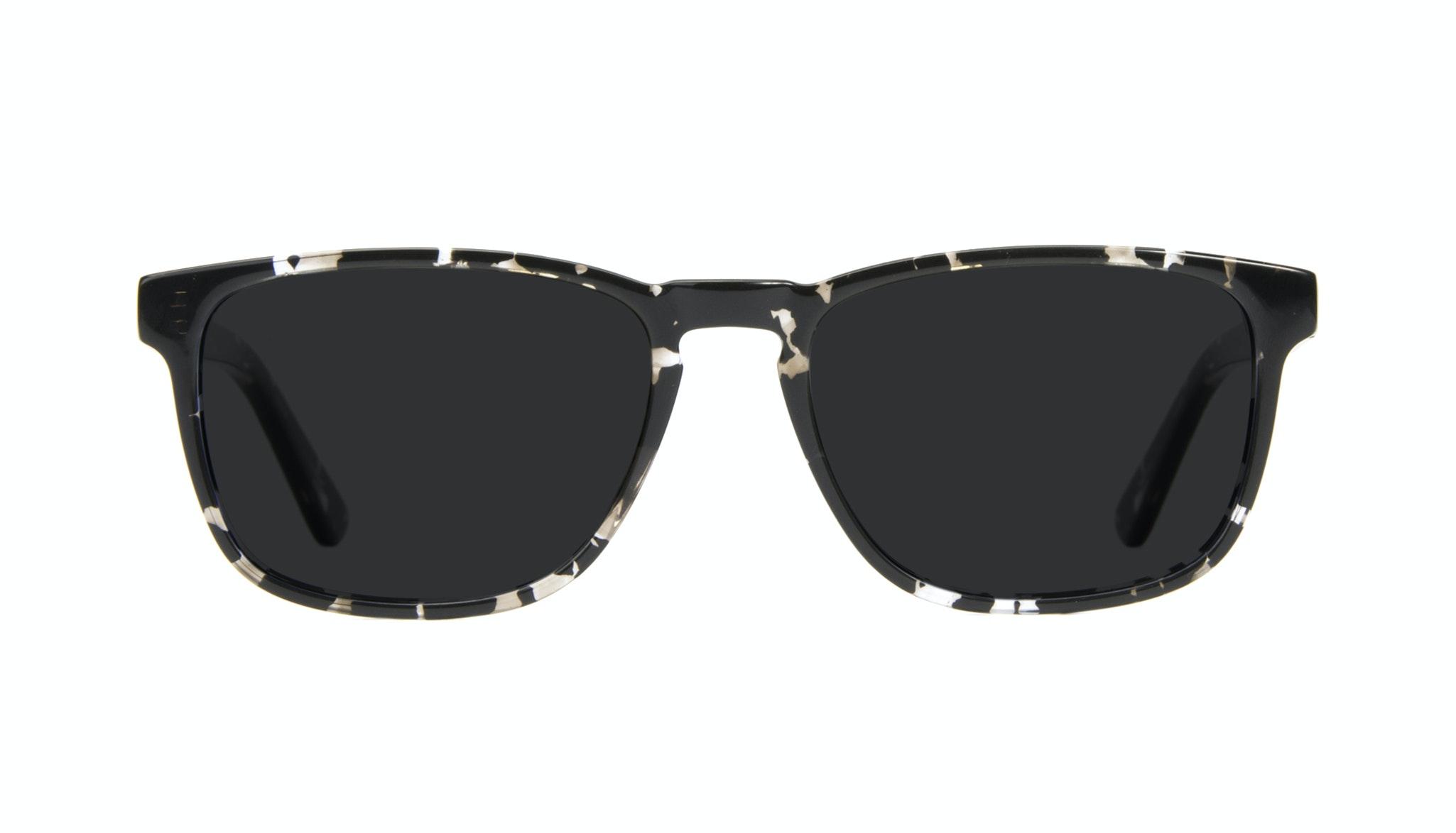 Affordable Fashion Glasses Rectangle Sunglasses Men Loft Stone Front