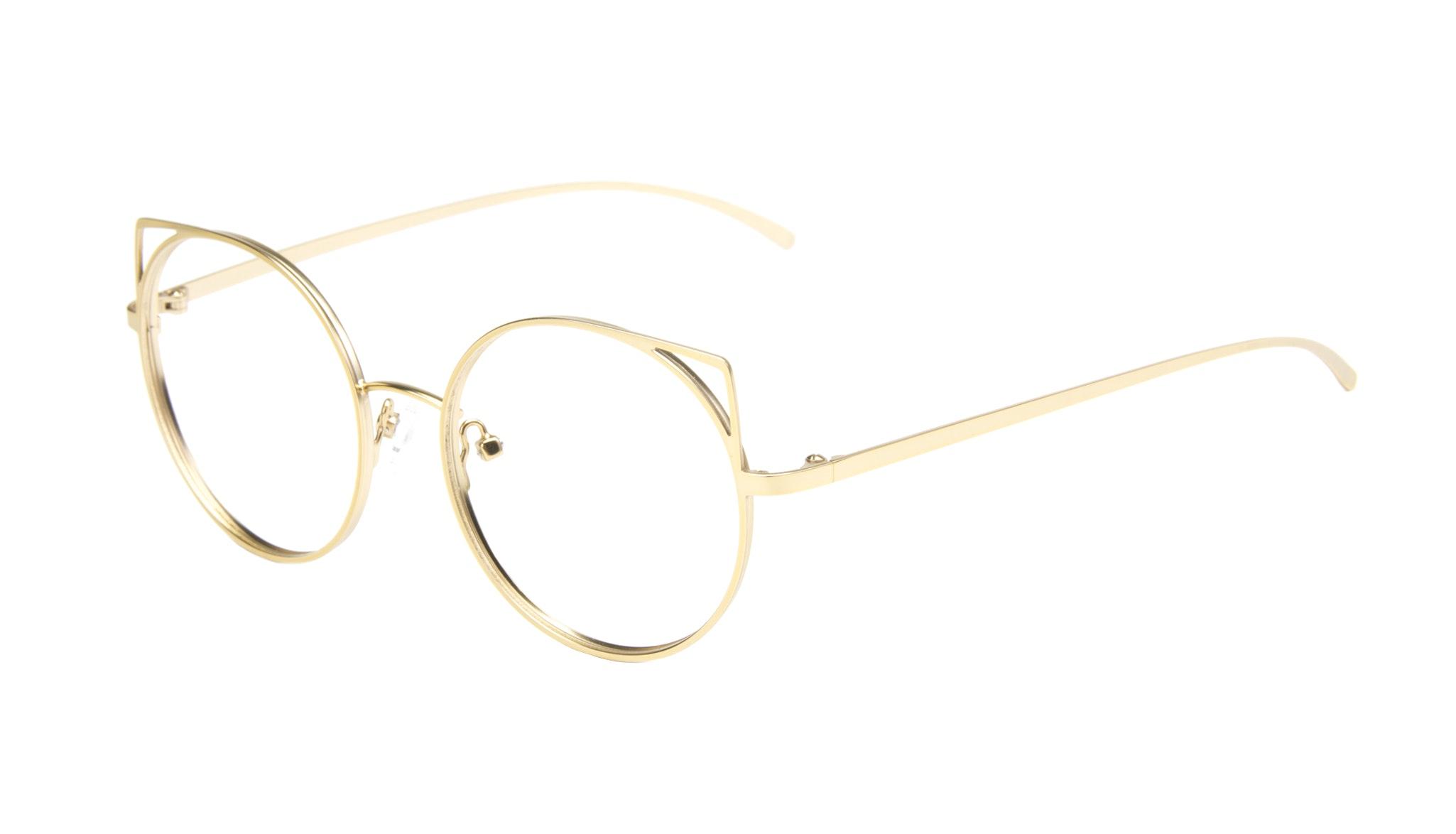 Affordable Fashion Glasses Cat Eye Round Eyeglasses Women Lolly Lady Midnight Tilt