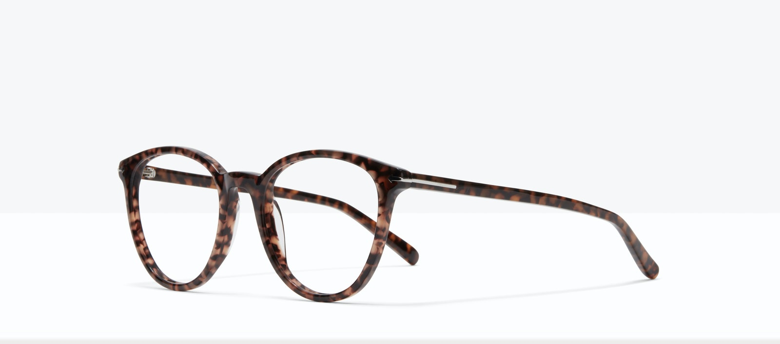 Affordable Fashion Glasses Round Eyeglasses Women London Leo Tilt
