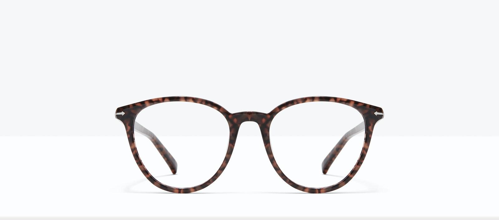 Affordable Fashion Glasses Round Eyeglasses Women London Leo Front