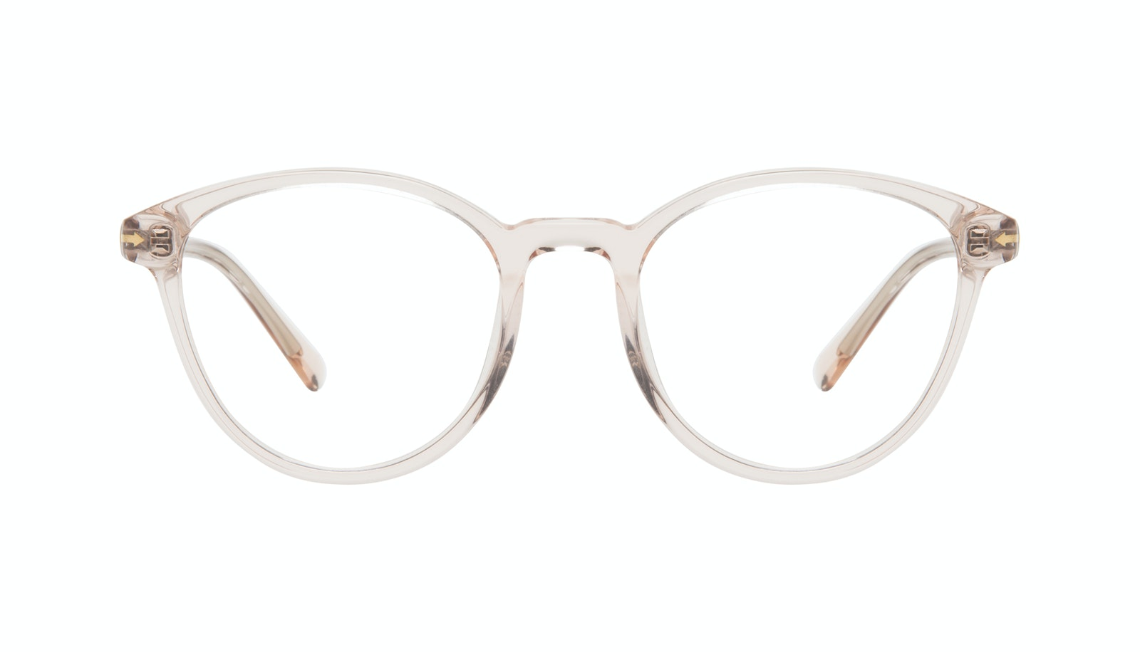 Affordable Fashion Glasses Round Eyeglasses Women London Vanilla