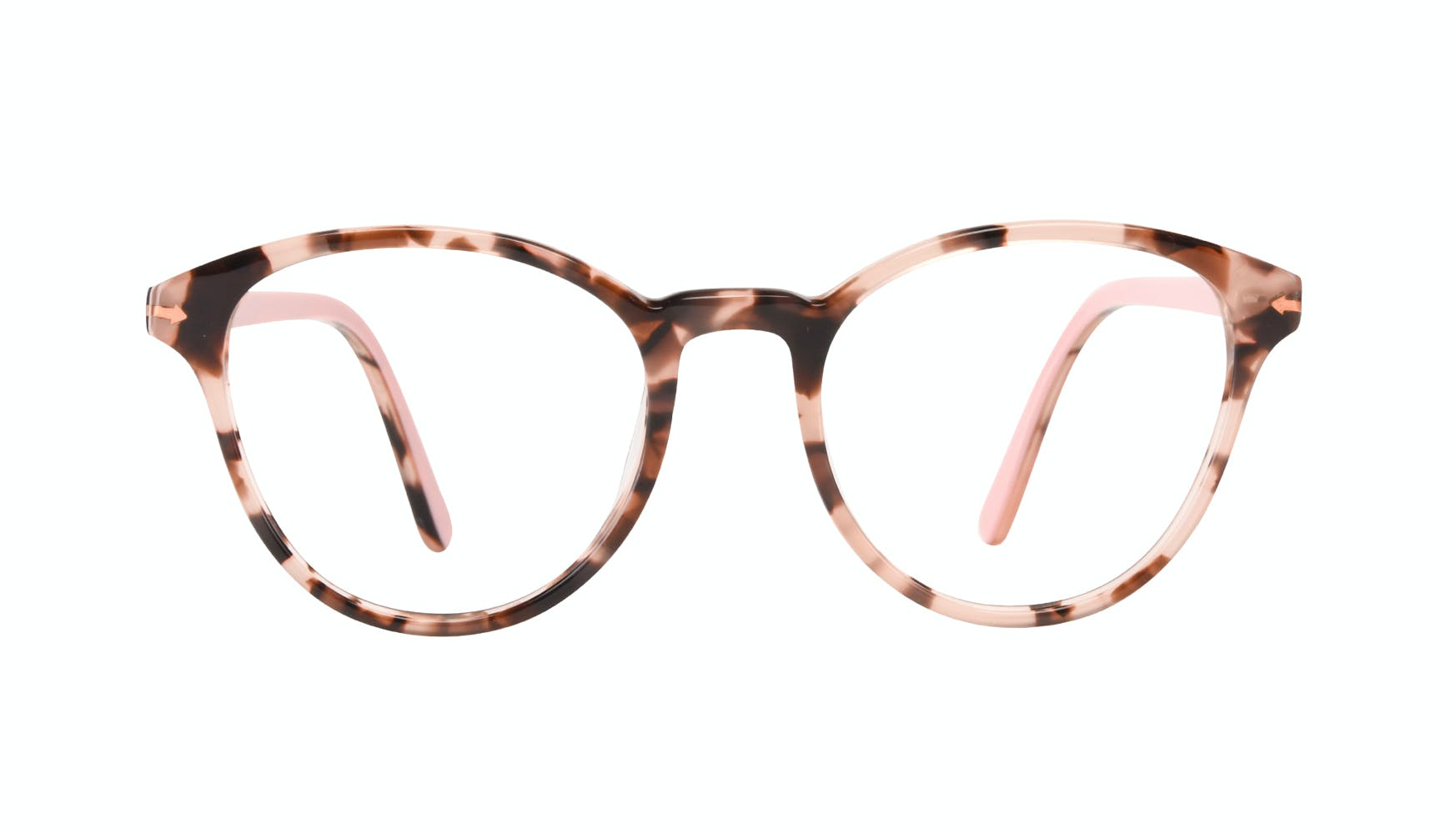Affordable Fashion Glasses Round Eyeglasses Women London Wisteria Front