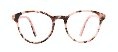 Affordable Fashion Glasses Round Eyeglasses Women London Wisteria Front