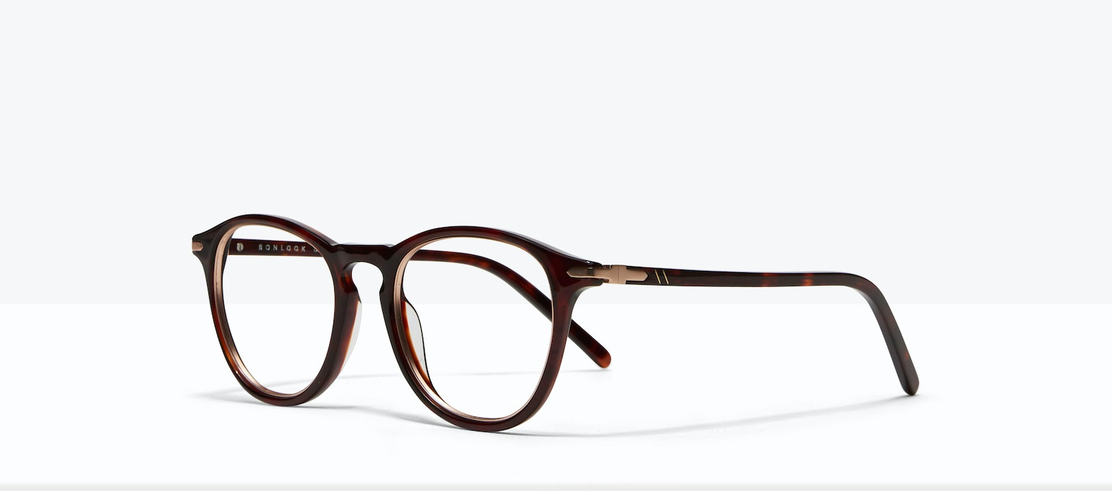 Affordable Fashion Glasses Round Eyeglasses Men Looks Tortoise Tilt