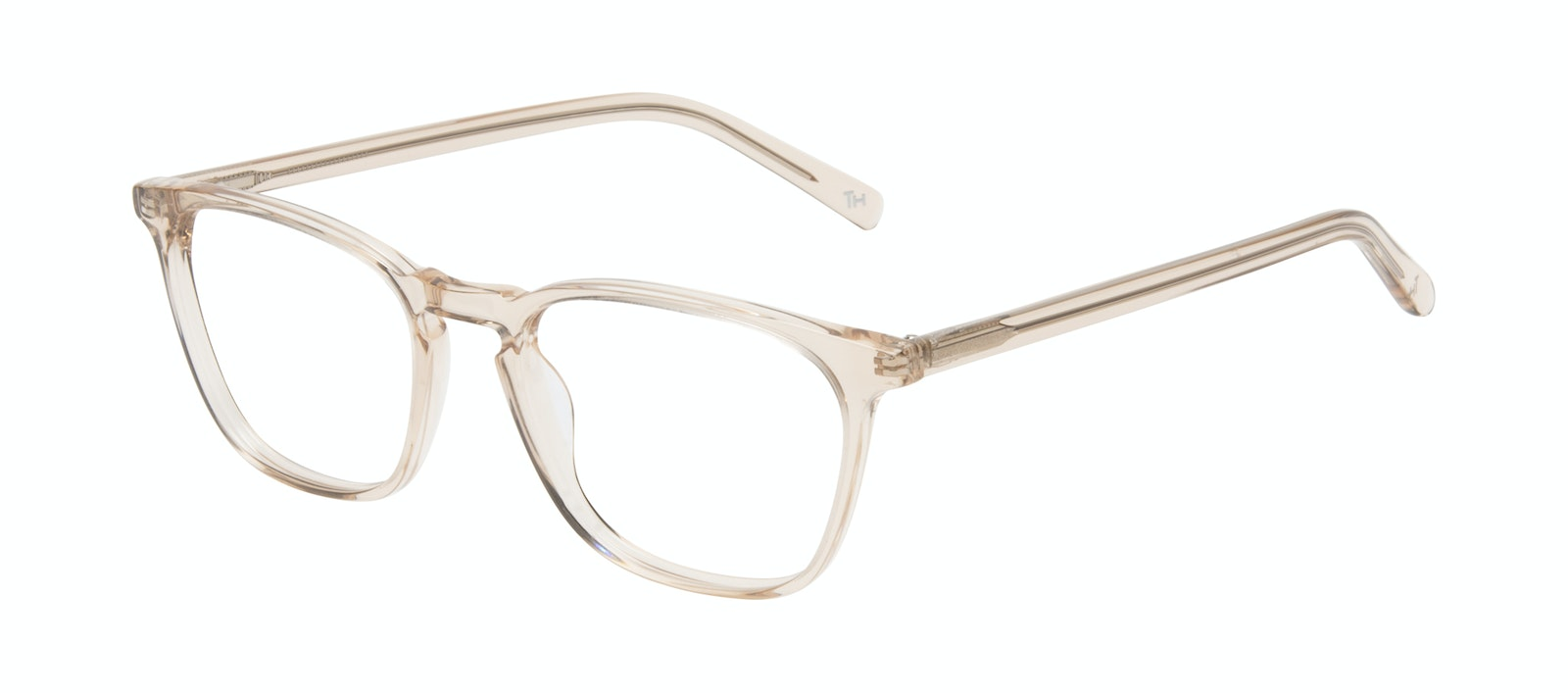 Affordable Fashion Glasses Square Eyeglasses Men Louise Clay Tilt