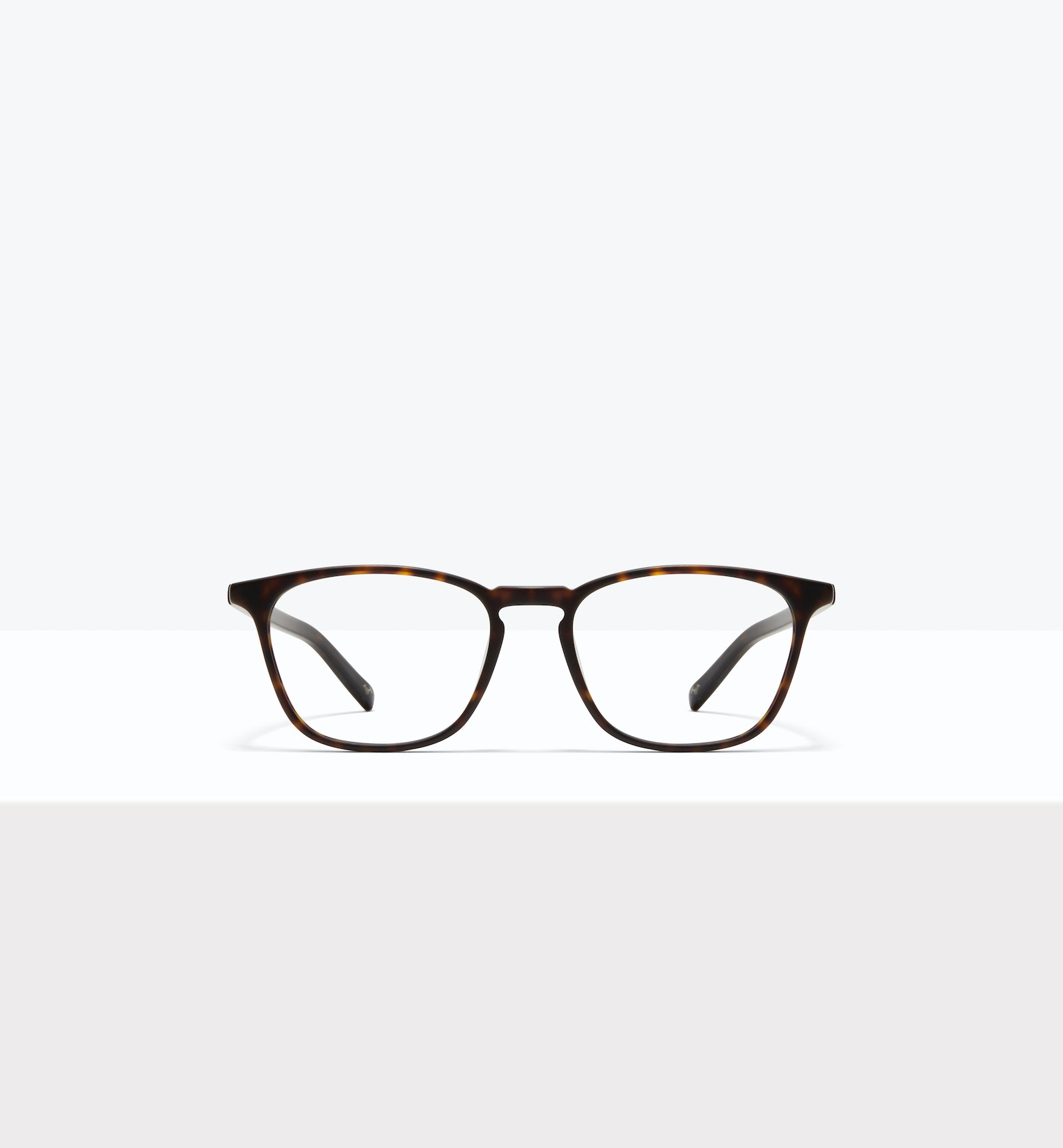 Affordable Fashion Glasses Square Eyeglasses Men Louise XL Matte Tortoise