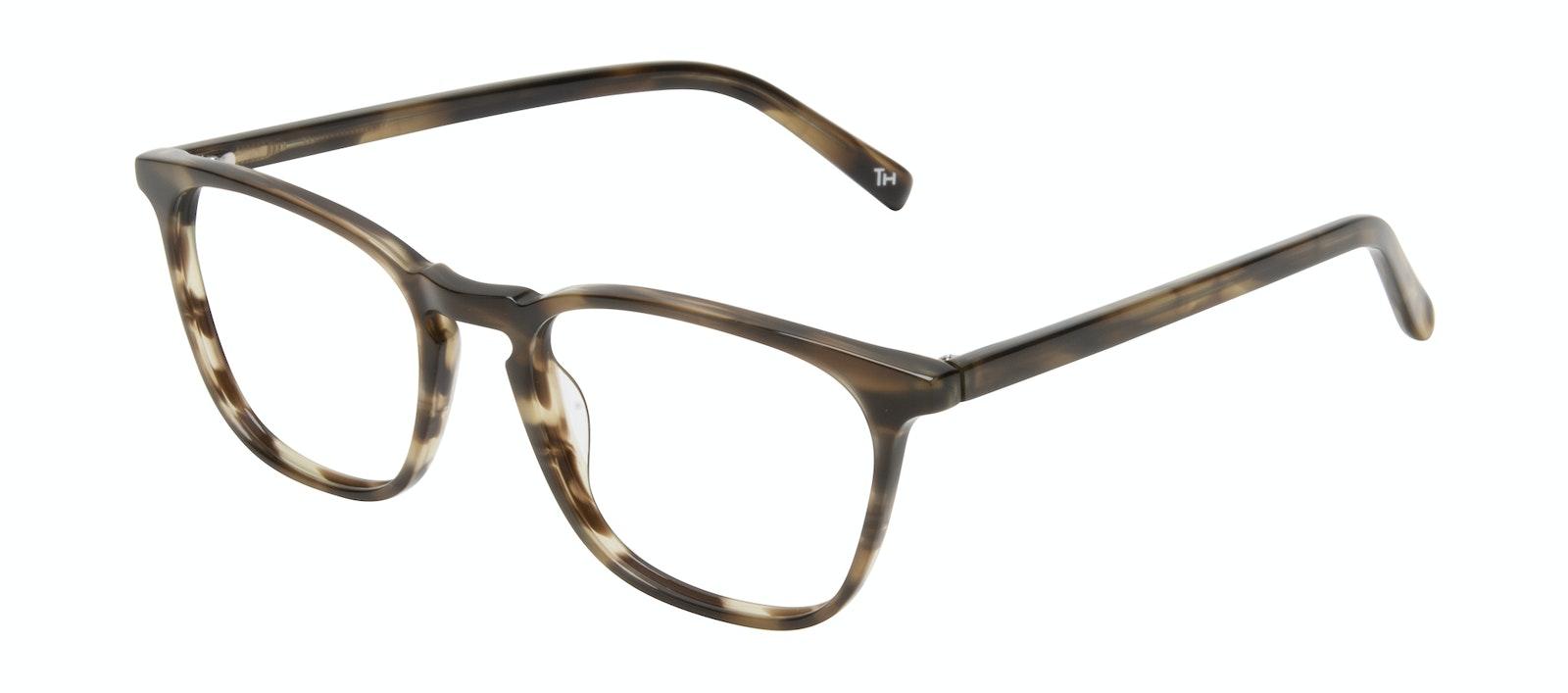 Affordable Fashion Glasses Square Eyeglasses Men Louise Storm Tilt