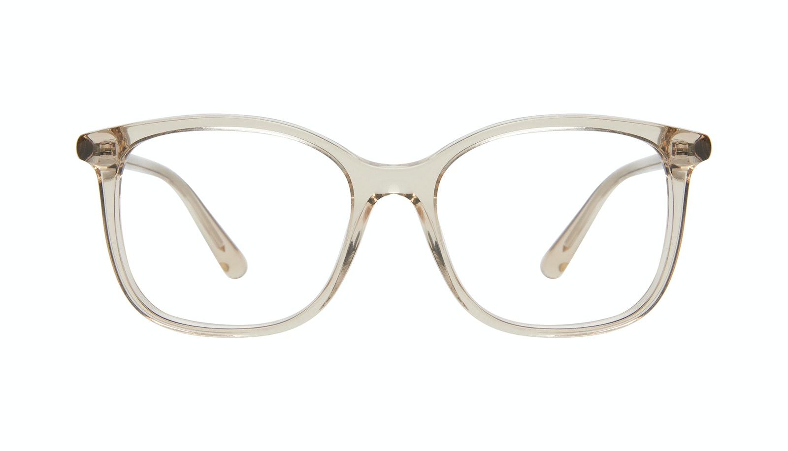 Affordable Fashion Glasses Square Eyeglasses Women Luna Olive