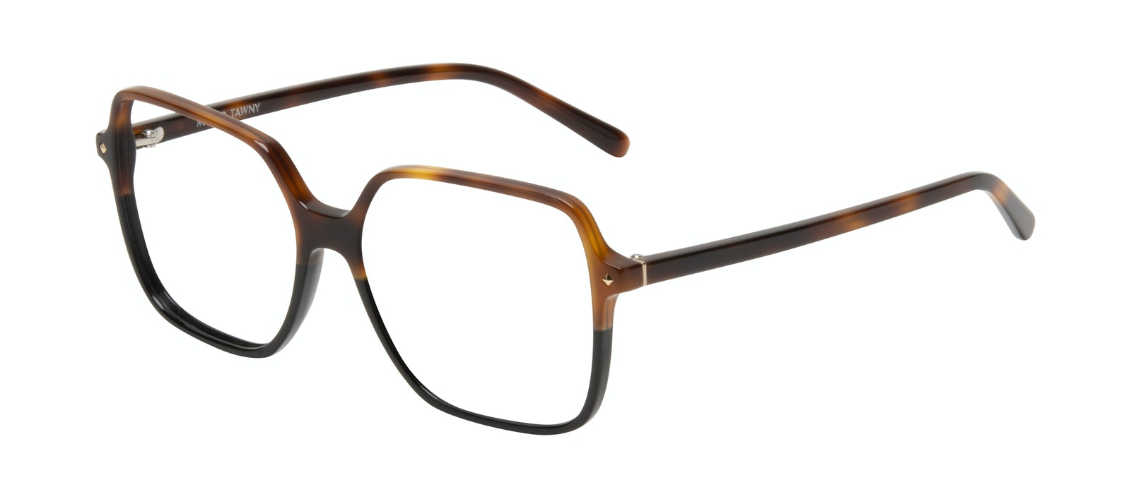 Affordable Fashion Glasses Square Eyeglasses Women Major Tawny Tilt