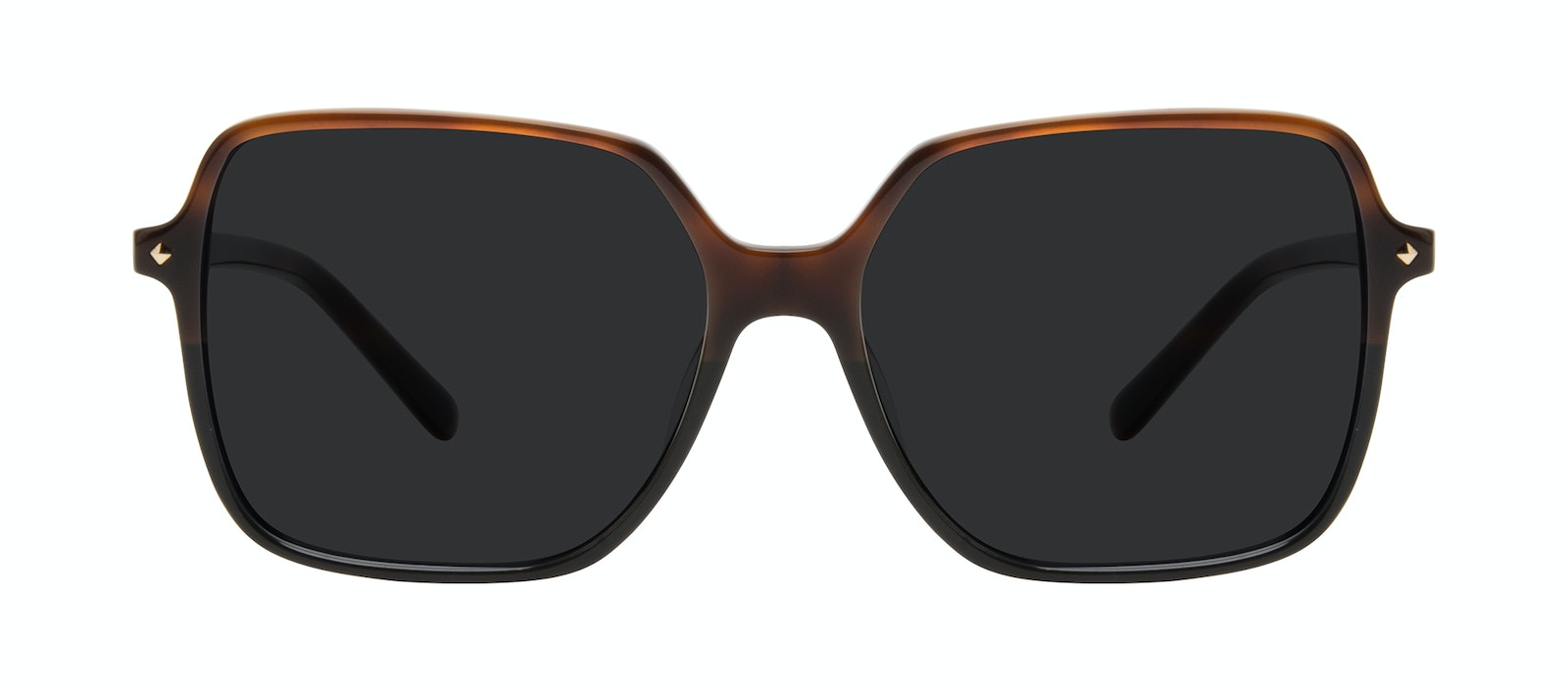 Affordable Fashion Glasses Square Sunglasses Women Major Tawny Front
