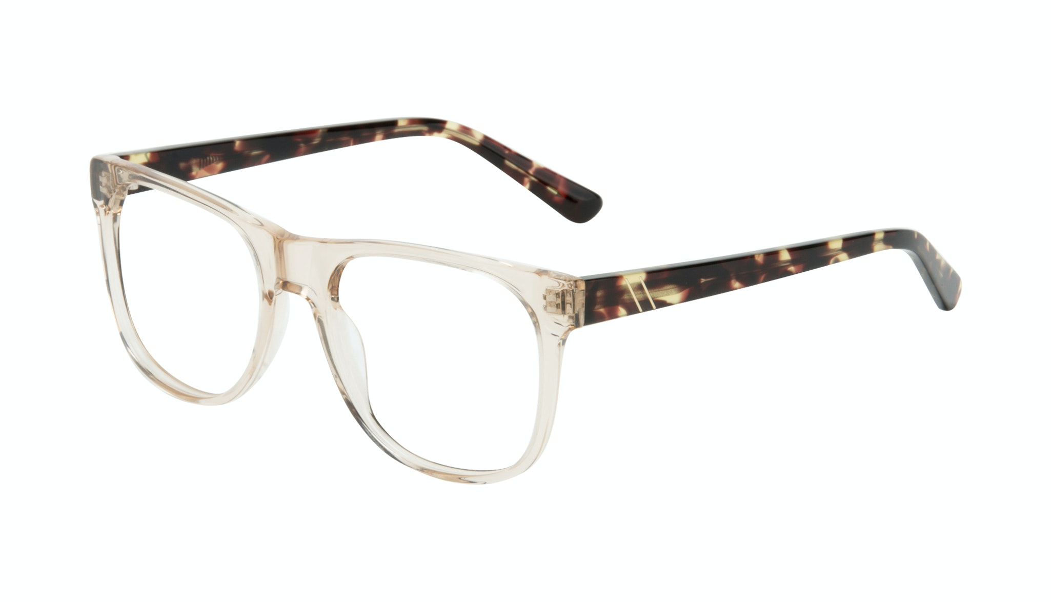 Affordable Fashion Glasses Square Eyeglasses Men Make Golden Tort Tilt