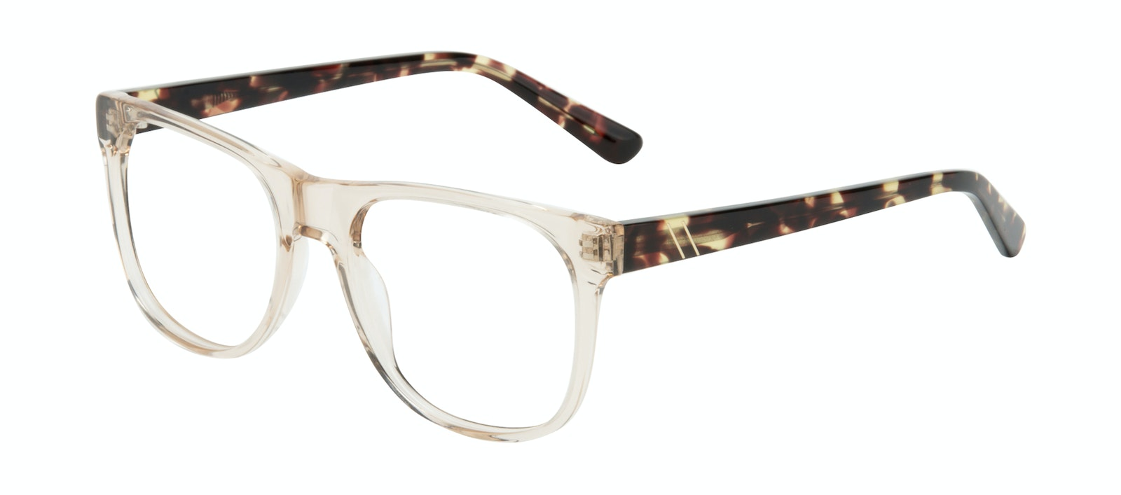 Affordable Fashion Glasses Square Eyeglasses Men Make Golden Tort Tilt