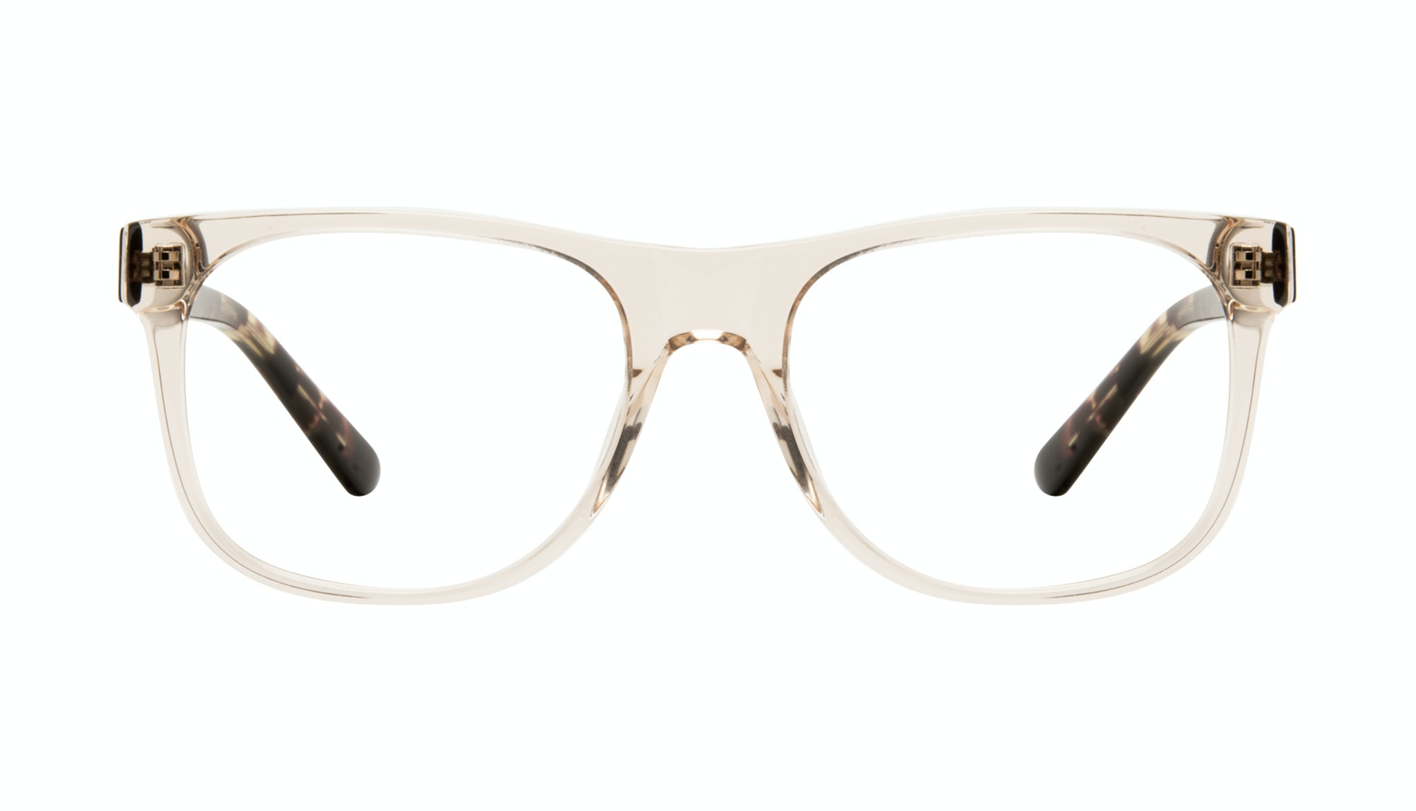 Affordable Fashion Glasses Square Eyeglasses Men Make Golden Tort