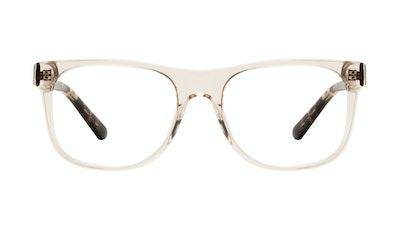 Affordable Fashion Glasses Square Eyeglasses Men Make Golden Tort Front