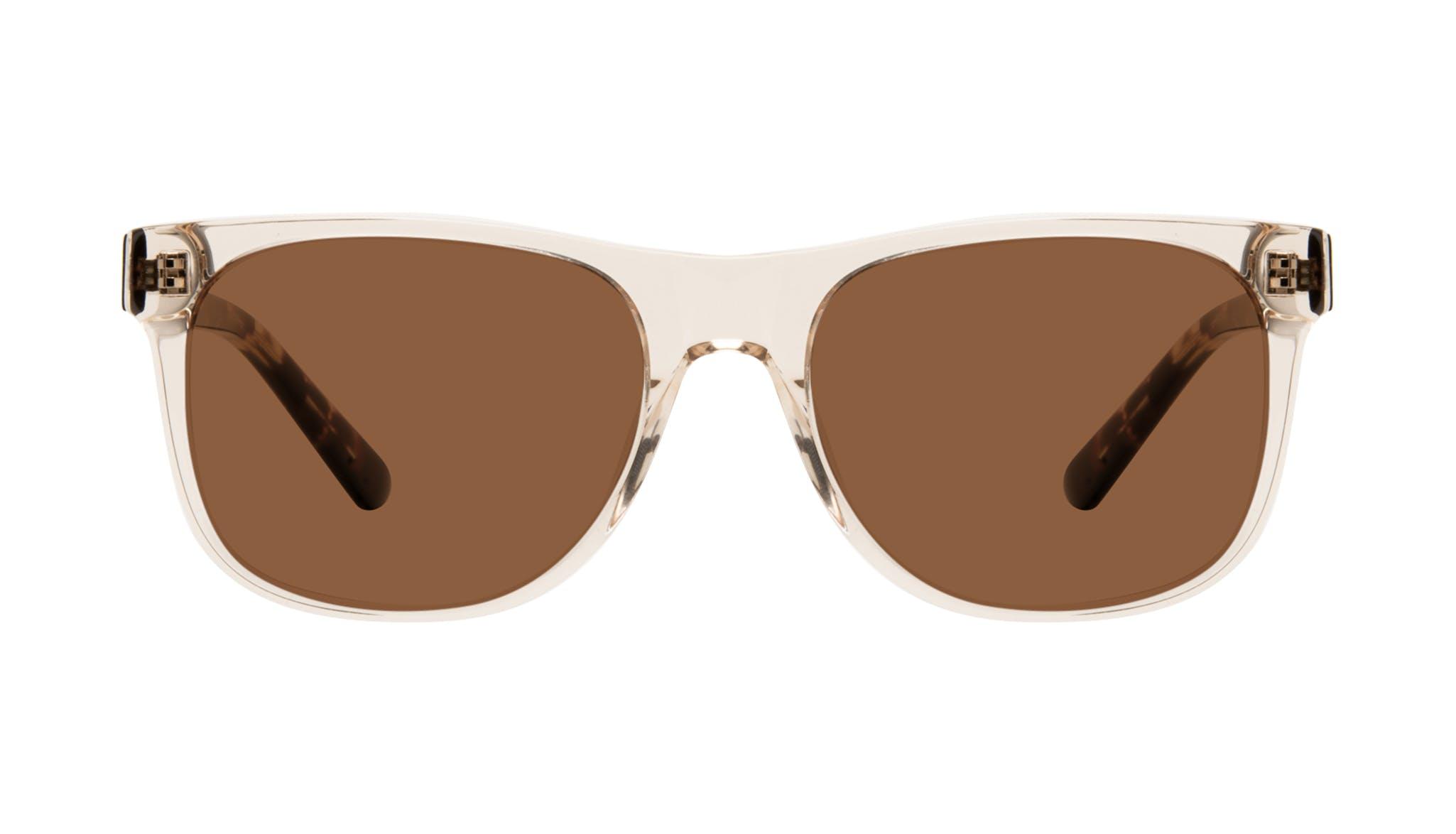 Affordable Fashion Glasses Square Sunglasses Men Make Golden Tort Front